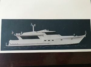 1990 Custom Raised Pilot Motor Yacht
