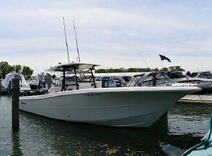 2009 Triton 351 CC
