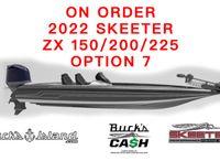 2022 Skeeter ZX200 Opt 7 ON ORDER