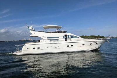 2001 VZ Motor Yacht