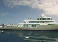 2022 Custom Explorer Yacht Conversion