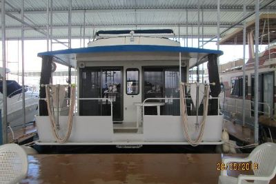 1999 Boatel 55x13 Houseboat
