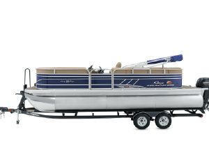 2021 Sun Tracker Party Barge 22XP3