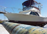 1986 Blackfin 32 Flybridge