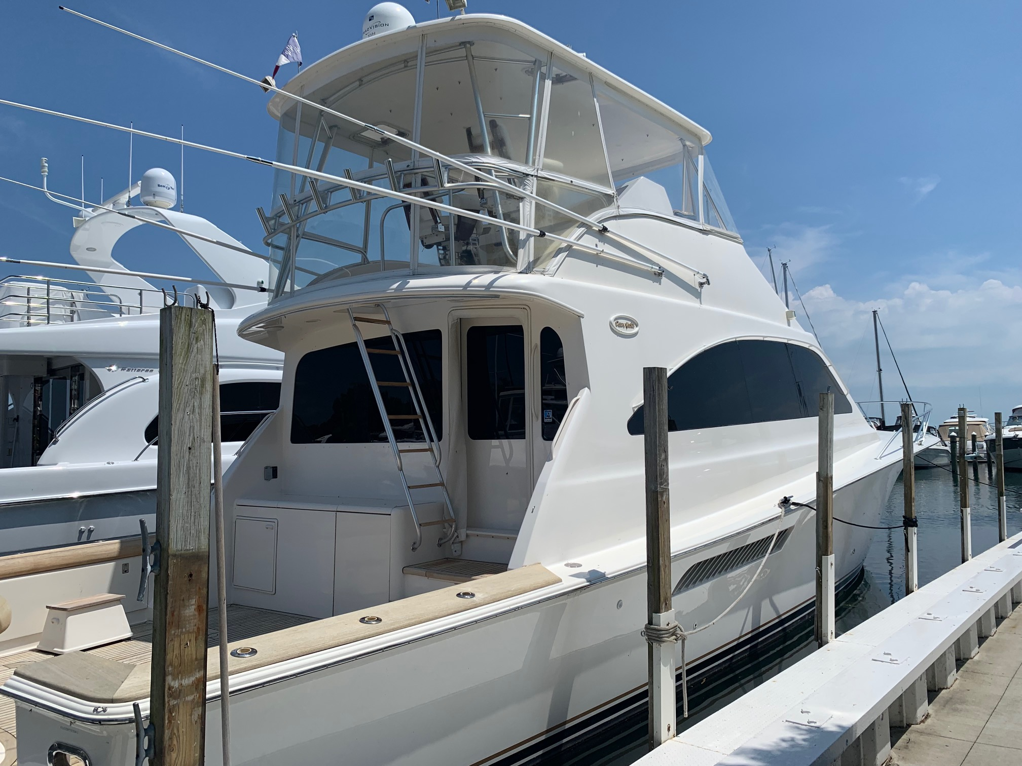 Ocean Yachts Boats For Sale Boat Trader