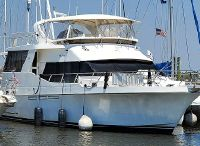 1996 Ocean Alexander 546 Yachtfisher