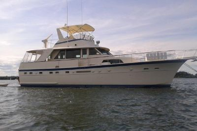 1986 Hatteras Motoryacht