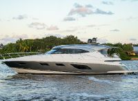 2022 Riviera 6000 Sport Yacht Platinum Edition