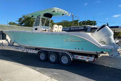 2021 Sea Chaser 35 HFC CC