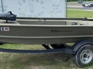 2018 Tracker Grizzly 1548 T Sportsman