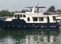 2013 Tavros 57 Trawler Yacht
