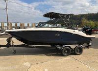2022 Sea Ray SPX 190 OB