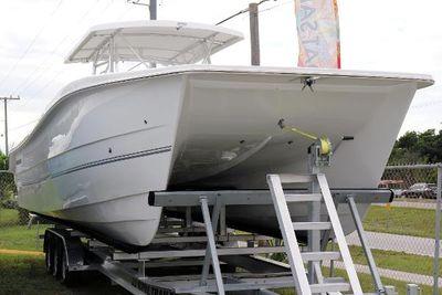 2019 Twin Vee OceanCat 360 SE