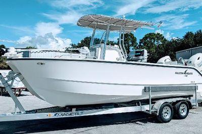 2021 Falcon Boats 22