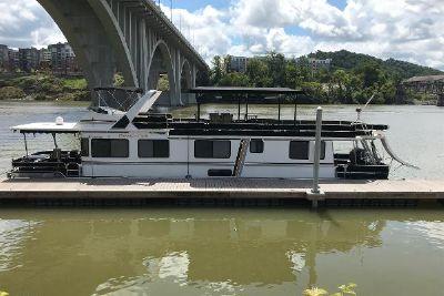 1989 Sumerset Houseboat