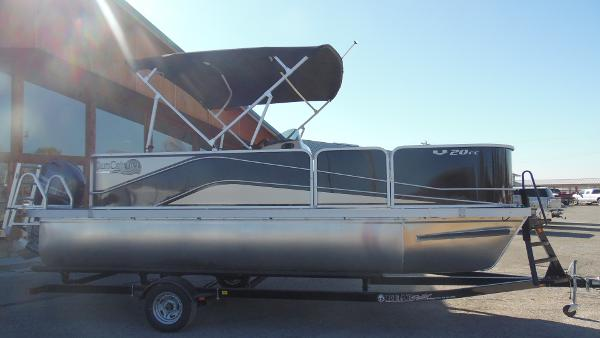DELUXE PONTOON BOAT COVER G3 Boats 20 Cruise 20 Fish