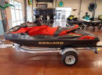2020 Sea-Doo RXT®-X® 300 IBR Eclipse Black and Lava Red