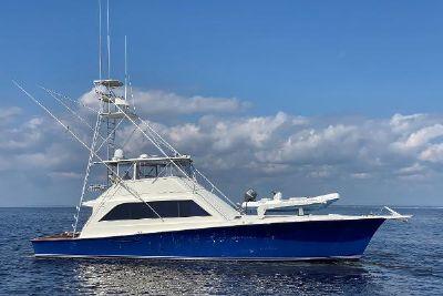 1989 Ocean Yachts 63