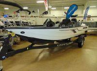 2021 Crestliner 1850 Bass Hawk Pedestal