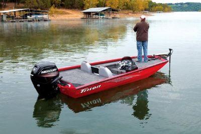 2021 Triton 17 TX