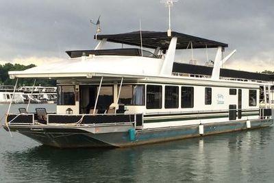 1994 Stardust Cruisers 16 x 80 Houseboat