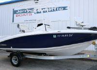 2017 Yamaha Boats 190 Sport Fish