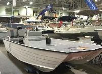 2016 33rd Strike Group 18 Skiff Center Console