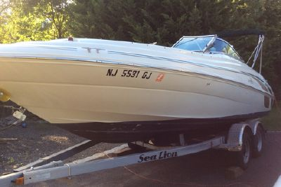 Sea Ray 210 Sundeck boats for sale - Boat Trader