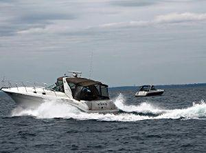 1999 Sea Ray 40 Sundancer