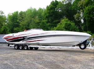 2004 Black Thunder 460 Sc