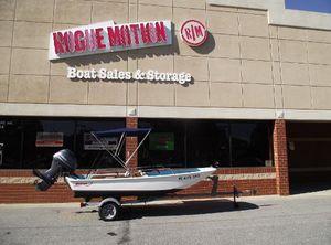 1998 Boston Whaler 13' Classic Anniversary Edition