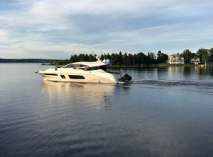 2015 Sea Ray L650 Sundancer Express Cruiser