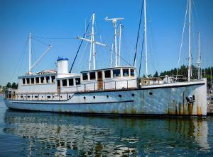 1927 Wilmington Boat Works 96 ft. Custom Motor Yacht