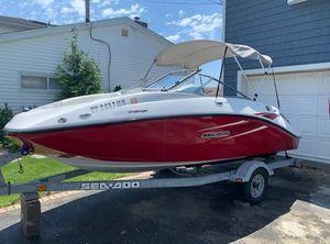2010 Sea-Doo Sport Boats 180 Challenger SE
