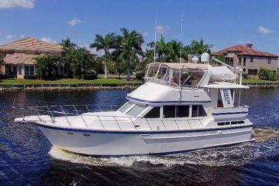 1989 Jefferson 42 Sundeck Trawler