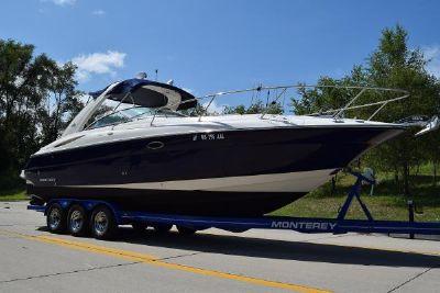 2008 Monterey 318SC Super Sport