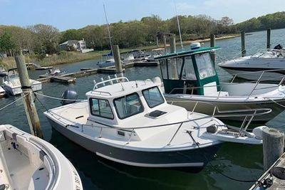 2004 Steiger Craft 25 Chesapeake