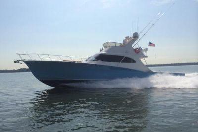 2012 Carolina Custom 60 Sportfish