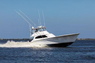 2013 Custom Carolina 58 B&B Sportfish W/ Seakeeper
