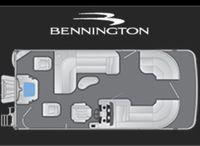 2021 Bennington 20 SSNPX