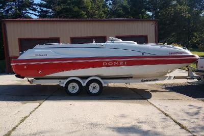 1998 Donzi 235 Sport Deck