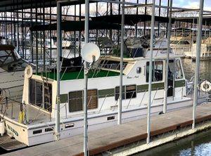 1974 Burns Craft 32 House Boat