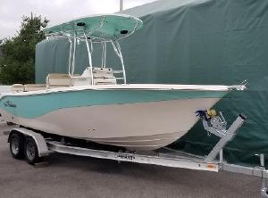 2021 Sea Chaser 22 HFC