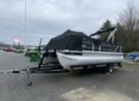 2015 Sweetwater 2286DL