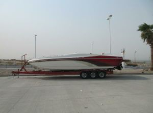 2006 Magic 30 Deckboat