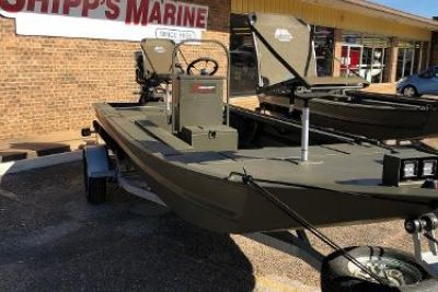 2020 Go-Devil 18x60 Surface Drive Boat