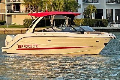2017 Sea Ray SLX 310 OB