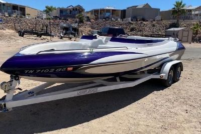 2005 Laser Boats 22 Vision