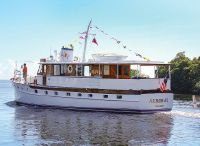 1947 Trumpy Personal Houseboat