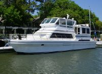 2001 Novatec 57 Motor Yacht